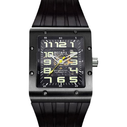 ROTARY Editions 800C AUTOMATIC Titanium XL Gents Watch